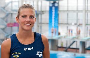 Anna Lindberg.