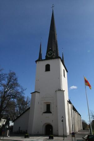 Heliga Trefaldighetskyrkan i Arboga.Fotograf: Veronique Slottberg