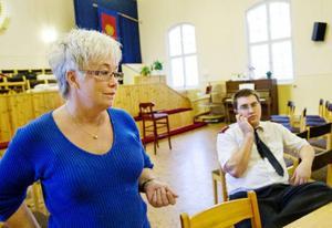 Anette Eriksson-Budh och Kjell-Gunnar Bergman möter många människor i olika situationer.