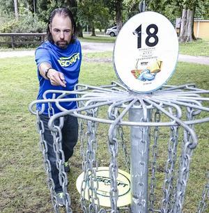 Tomas Burvall från Bollnäs tog hem VM-silvret trots stora skadeproblem den senaste tiden.