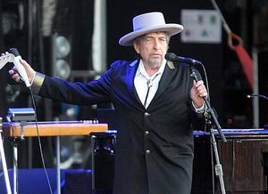 Arkivbild. Bob Dylan.