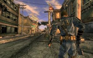 """""""Fallout: New Vegas"""" är väldigt genomtänkt och bjuder på stora variationsmöjligheter.  Det är inte bara utmanande: du kan också spela det om och om igen utan att tröttna."""