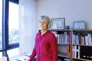 Ann-Katrin Sundelius, kommundirektör.