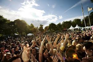 29 maj 2010. Yeah-festivalen i Stadsparken.