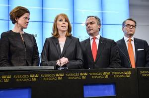 I veckan meddelade de borgerliga partierna att de kommer lägga enskilda budgetförslag.
