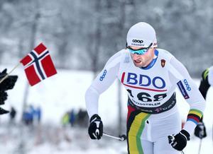 Petter Northug från tävlingarna i Beitostølen 2014.