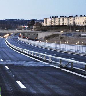 Trafikverket är förberedda på ett högt tyck på trafiken.