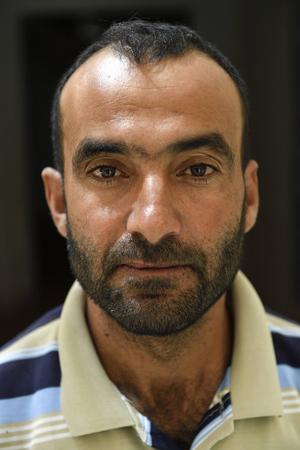 Mahmoud lämnade Syrien och livet som jordbrukare söder om Aleppo 2012, när han inte längre kunde skydda sina barns liv.