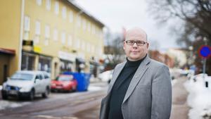 Niclas Bergström (S), socialnämndens ordförande i Fagersta kommun. Foto: Arkiv