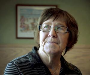 Eva Rönnberg i pension.