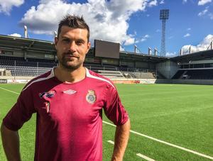 Emil Hedvall är laddad för match mot sin gamla lag, om han skulle få spela.