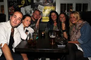 Bill & Bob. Dennis, Evelina, Mikael, Anette, Hella och Mirelle