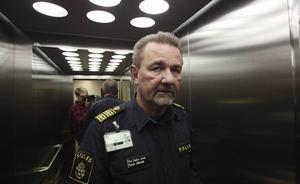 Polisområdeschef Stephen Jerand