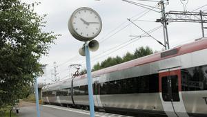 Kollektivtrafiknämnden visar med all tydlighet att de inte inser att järnvägstransporter är ett miljövänligt transportsätt, rasar Arne Pettersson i Mora. Foto: Maria Åkerblom/Arkiv