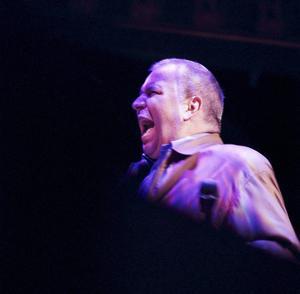 Sonen, Frank Sinatra jr, uppträdde på Berns och på Jazzfestivalen i Stockholm 2001.