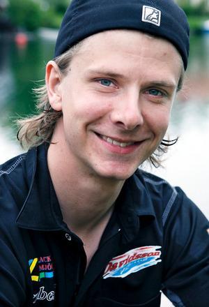 Daniel Davidsson.