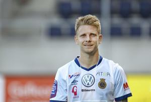 Johan Bertilsson gjorde succé, trots Gefles motgångar: