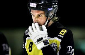 Det blir inget VM för Erik Säfström.