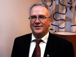 Åke Ljusberg, ny kommundirektör  i Ragunda, väntas tillträda tjänsten den 1 augusti.