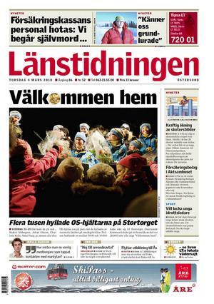 LT:s etta 4 mars, 2010, ritad av Agne Svärd.