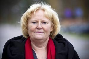 Marie-Louise Dangart, ks-ordförande i Hofors, tjänar sämst av kommuntopparna i vårt område.