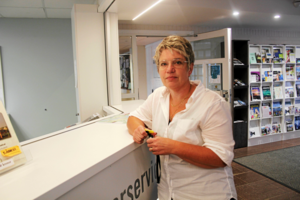 Kommunalrådet Åsa Sjödén och Sollefteå kommun vill att den akuta ortopedin återinförs i Sollefteå sjukhus.