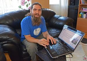 – Eftersom Wikipedia dyker upp först när man googlar på ett begrepp borde föreningar och andra som har egna hemsidor fundera på att lägga ut informationen här, säger Carl Eklund.