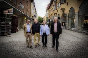 Allians för Östersund. Håller enigheten ända fram till valet 2018?