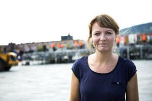 Andrea Wiktorsson, styrelseordförande Storsjöyran.