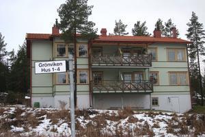 Kylslaget för de boende i Grönviken.