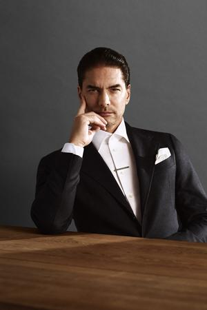Marcus Schenkenberg blev supermodell på 1990-talet och har gjort kampanjer för bland andra Calvin Klein och Versace. Hans förhållande med Pamela Anderson under tidigt 2000-tal  har bidragit till hans kändisskap.