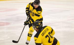 Alexander Nilsson Lindelöf har spelat med stort självförtroende under försäsongen och personifierar den tydligare spelglädje truppen 17/18 visar jämfört med de senaste säsongerna.