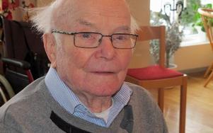 På torsdag fyller Nils Nilsson 100 år jämt. Han är en av alla som deltar i detta rally.
