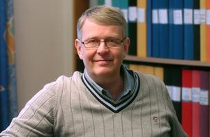 Stefan Wallsten klev nyligen in som kommunchef i Ånge för en mammaledig Sara Jonsson.