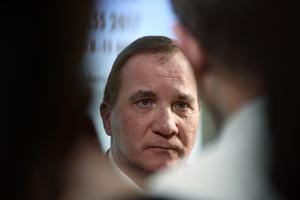 Stefan Löfven lovar tuffare tag i riktlinjer inför S-kongressen