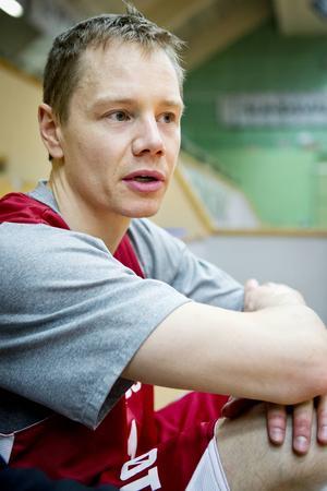 Jakob Sigurdarson återvänder till Sporthallen, men den här gången i Borås linne.