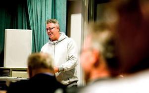 Vid IK Brages årsmöte den 4 mars tog Per Amund Ruth över rollen som ordförande i föreningen. I dag berättar Ruth om fem turbulenta månader i föreningens historia. Foto: Johan Solum