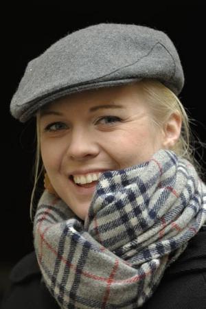Utmärkelse. Josefine Lindstrand är årets Jazz i Sverige-artist.