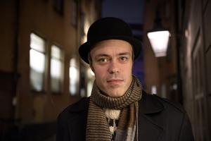 STOCKHOLM 20161114Den isländske författaren Eirikur Örn Norddahl är i Stockholm för att prata om sin nya roman