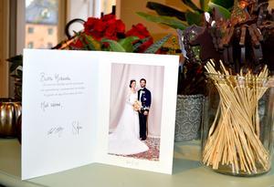 Mikaela Ramberg fick under utbildningen till florist vara med och arrangera blommorna till prinsessan Sofias och prins Carl-Philips bröllop.