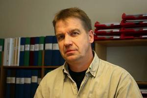Bengt Rådman, vd på Östersundsbostäder.foto:  lasse ljungmARK