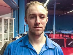 Viktor Brodd är redo för spel igen inför mötet med Rekord i kväll.