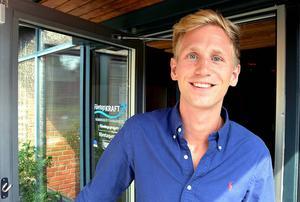 Tommy Eriksson axlar ansvaret för näringslivsfrågorna på Ånge kommun.