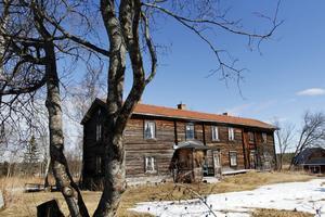 Det var på gården Åtigårn i Skucku som de första projekten startades.