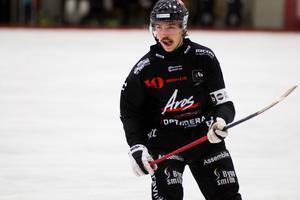 Robin Andersson mot Sandviken.