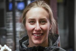 Kajsa Kling har visat sig snabbast i fart den senaste tiden, men på hemmaplan har hon inget emot storslalom.