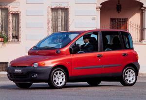 Fiat Multipla från 1998.