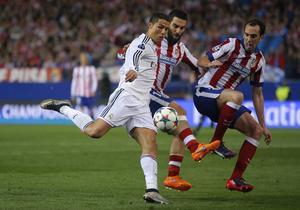 Obehag och beundran på samma gång – Cristiano Ronaldo och Hans Real Madrids känslor för Atlético är ett kapitel för sig.