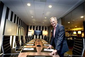 Mikael Junger, hotelldirektör på Clarion Hotel Winn – ett av Sveriges 25 bästa hotell enligt omdömen på resesajten Tripadvisor.