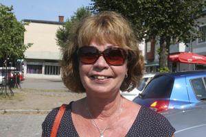 Margareta Bäck Norén, 66 år, pensionär, Stockholm: – Jag bor inte här men jag tycker att det låter jätteskoj.